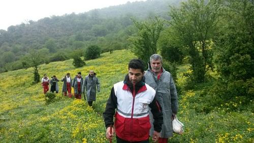 جنگل الیمستان دارای تیم امداد و نجات شد