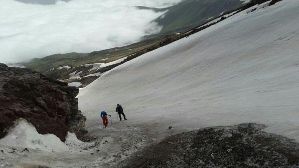 مفقود شدن کوهنورد بندر عباسی در دماوند